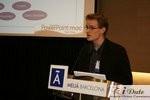 John Samson at the 2007 European iDate Conference