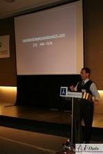 Mark Brooks at Barcelona iDate2007