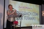 Julie Ferman (Cupid's Coach) Winner of Best Matchmaker in Miami at the 2010 Internet Dating Industry Awards