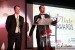 Awards Ceremony at the 2010 Miami iDate Awards
