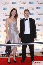 Dating Factory Executives (Award Nominees) in Miami at the January 28, 2010 Internet Dating Industry Awards