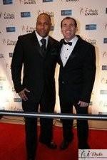 Michael Lombard (Lovetropolis) Award Nominee at the 2010 Miami iDate Awards Ceremony