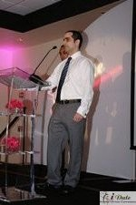 Sagi Cezana (Friendfinder) Winner of Best Affiliate Program at the 2010 iDateAwards Ceremony in Miami