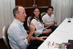 Mobile Dating Panel (Brendan O'Kane, Raluca Meyer & Joel Simkhai) at iDate2011 Los Angeles