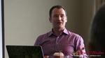 Mark Brooks (CEO) Courtland Brooks at iDate Down Under 2012: Australia