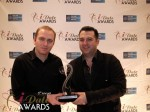Honor Gunday & Benoit Boisset - PaymentWall won Best Payment System for 2012 at the 2012 Internet Dating Industry Awards in Miami