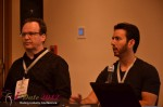 iDate2012 Post Conference Affiliate Session - Final Panel Bill Broadbent and Josh Wexelbaum at the January 23-30, 2012 Miami Internet Dating Super Conference