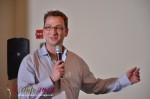 Lorenz Bogaert - CEO - Twoo at the January 23-30, 2012 Internet Dating Super Conference in Miami