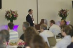 Mark Brooks - CEO - Courtland Brooks at the January 23-30, 2012 Internet Dating Super Conference in Miami