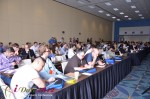 Audience for Mark Brooks - CEO - Courtland Brooks at the January 23-30, 2012 Miami Internet Dating Super Conference