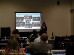 Renee Piane - CEO - Rapid Networking at the January 23-30, 2012 Miami Internet Dating Super Conference