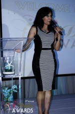 Comedienne Amy Tinoco at the 2012 Internet Dating Industry Awards in Miami