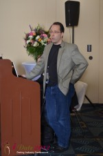Brian Bowman - CEOTheComplete.me at the January 23-30, 2012 Internet Dating Super Conference in Miami
