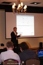 Dr. Eike Post - CEOIQ Elite / Intelligent Elite at Miami iDate2012