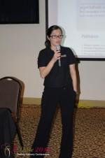 Erin Garcia - VP CrushAds at iDate2012 Miami