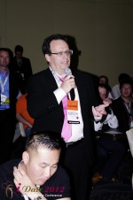 iDate2012 Dating Industry Final Panel - Bill Broadbent at the January 23-30, 2012 Miami Internet Dating Super Conference