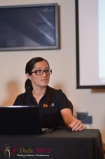 iDate2012 Post Conference Affiliate Session - Erin Garcia at iDate2012 Miami