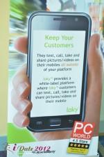 Loky.me - Mobile Application Sponsor at Miami iDate2012