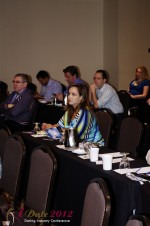 iDate2012 Post Conference Audience at iDate2012 Miami