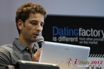 David Khalil (Co-Founder of eDarling) at the 9th Annual Euro iDate Mobile Dating Business Executive Convention and Trade Show