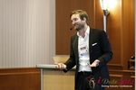 Matt Connoly (CEO of MyLovelyParent) at the September 10-11, 2012 Mobile and Online Dating Industry Conference in Germany