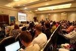Audience at the Keynote Session by Brian Bowman at the 2012 Online and Mobile Dating Industry Conference in Los Angeles