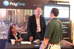 PayOne (Exhibitor) at the 2012 Online and Mobile Dating Industry Conference in Los Angeles