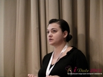 Lisa Moscotova (Лиза Москотова) Dating Factory  at the Russian iDate Mobile Dating Business Executive Convention and Trade Show