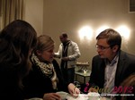 Networking at the 2012 Russian Online Dating Industry Conference in Moscow
