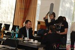 ITV Interviews Mark Brooks at the 2013 E.U. Online Dating Industry Conference in Köln