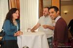 Networking at iDate2013 Köln