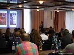 Erik Klaassen (CEO of DatingInsider.nl) at the September 16-17, 2013 Mobile and Online Dating Industry Conference in Köln