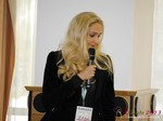 Karolina Shaeffer (Sr. Online Marketing Manager @ Metaflake) at the September 16-17, 2013 Mobile and Online Dating Industry Conference in Köln