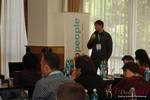 Kestutis Tirksliunas (CEO of Skydater / Skydis) at iDate2013 Köln