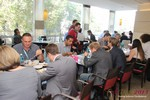 Lunch at the 2013 E.U. Online Dating Industry Conference in Köln