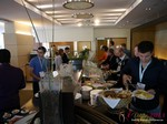 Lunch at the September 16-17, 2013 Mobile and Online Dating Industry Conference in Köln