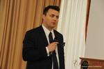 Maciej Koper (CEO of World Dating Company) at iDate2013 Köln