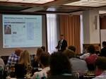 Maciej Koper (CEO of World Dating Company) at iDate2013 Europe
