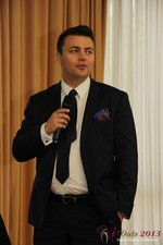 Maciej Koper (CEO of World Dating Company) at the September 16-17, 2013 Mobile and Online Dating Industry Conference in Köln