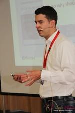 Michael Schrezenmaier (COO of Afinitas / eDarling ) at iDate2013 Köln