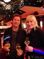 Networking Party at the September 16-17, 2013 Köln E.U. Online and Mobile Dating Industry Conference