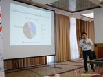 Sang-woo Pai (CEO of Markt.de) at the September 16-17, 2013 Köln E.U. Online and Mobile Dating Industry Conference