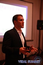 John Jacques - Sr Acct Executive at Virool at the June 5-7, 2013 Mobile Dating Business Conference in Beverly Hills