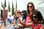 Lunch at the June 5-7, 2013 Beverly Hills Online and Mobile Dating Business Conference