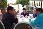 Lunch at the 34th Mobile Dating Business Conference in Beverly Hills