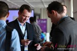 Networking at the 2013 Online and Mobile Dating Business Conference in Beverly Hills