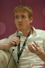 Steve Dean - on the Final Panel at the iDate Mobile Dating Business Executive Convention and Trade Show