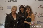The most recognizzed faces in the business at the 2013 iDate Awards
