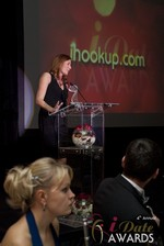 iHookup, winner of 2013 Best Marketing Campaign at the January 17, 2013 Internet Dating Industry Awards Ceremony in Las Vegas