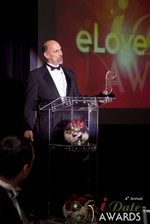 eLove, winner of Most Innovative Company at the 4th Annual iDate Awards